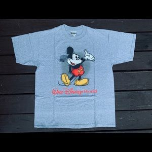 Vintage 1930-1950s Mickey Mouse Disney T shirt